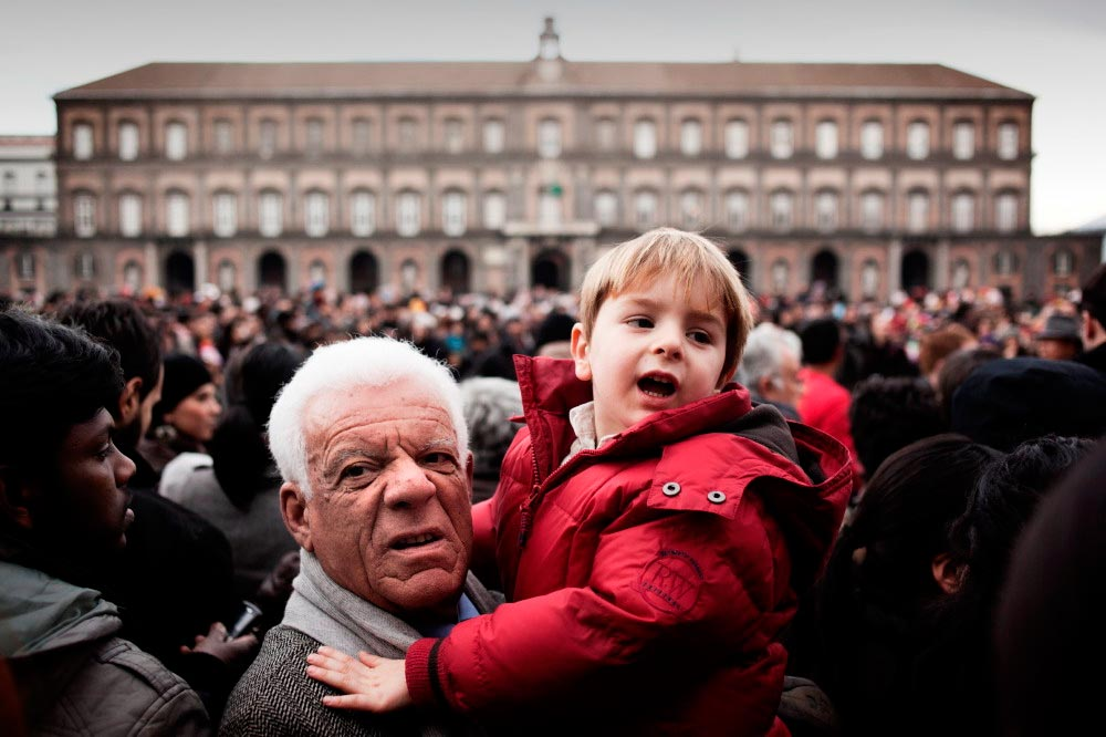 Claudio Morelli : Editorial