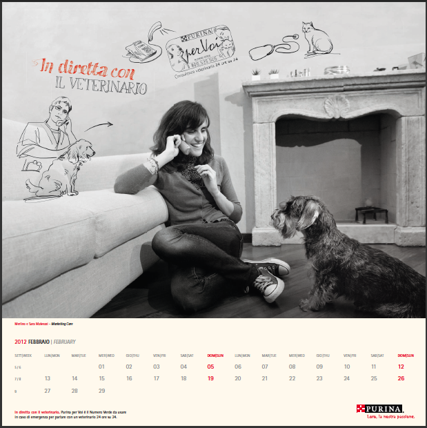 Clara Vannucci : Purina