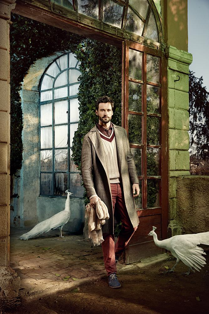 GULLIVER THEIS : Fashion Cashmere and Silk