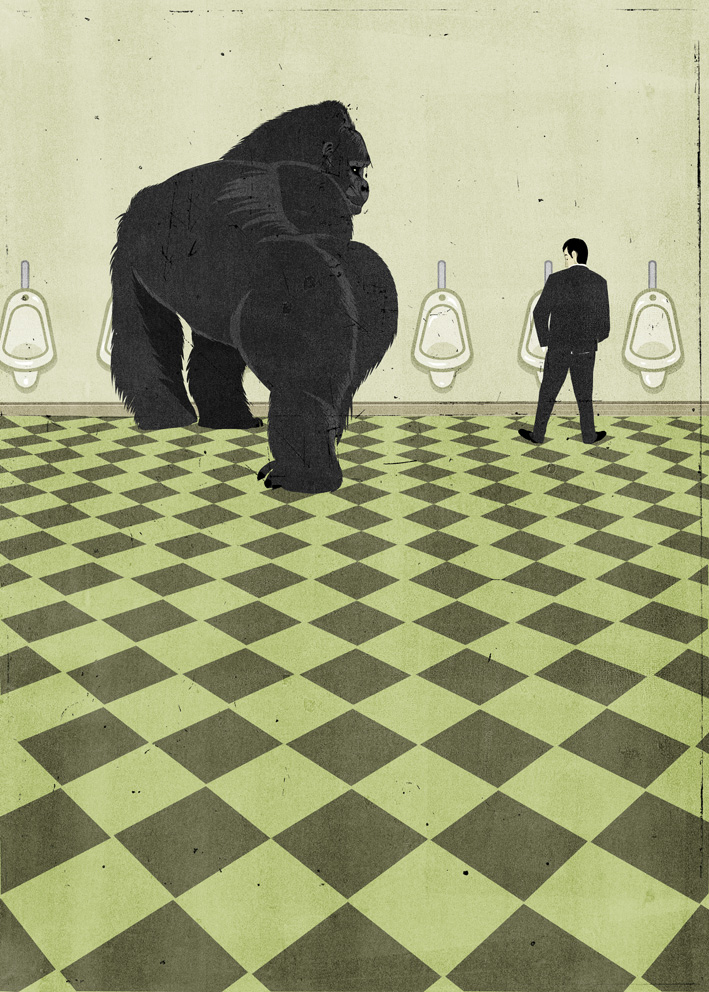 Alessandro Gottardo in arte Shout : Editorial