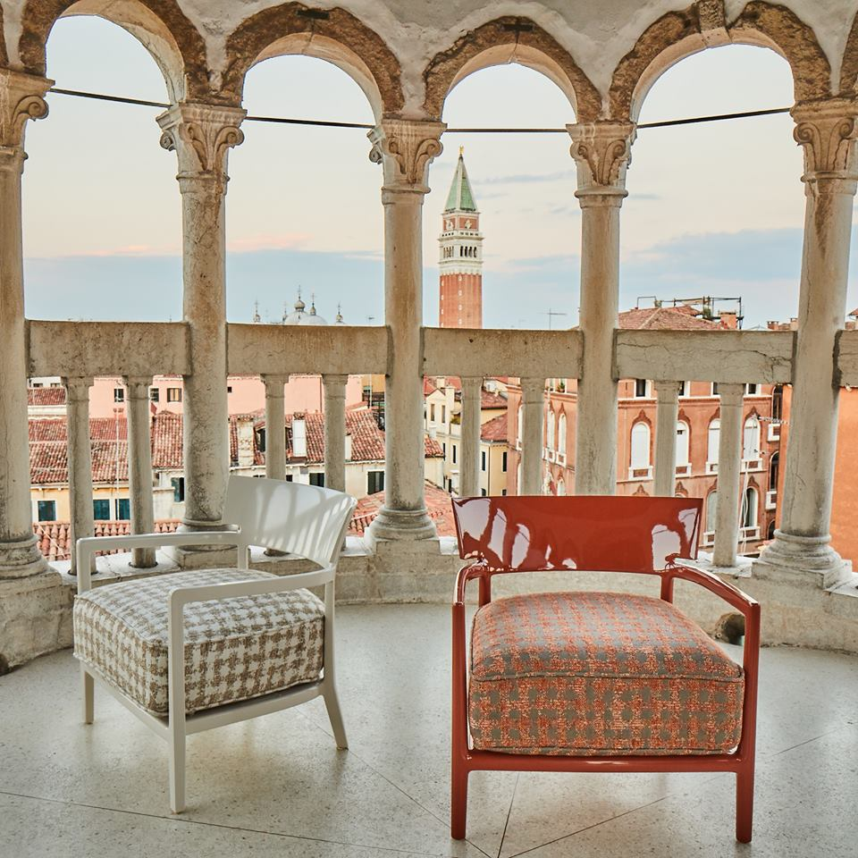 Kartell In Venice Photo by Lorenzo Gironi